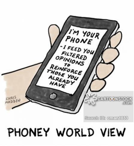 Phoney Wolrd View